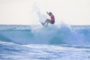 YOLANDA HOPKINS NOS QUARTOS-DE-FINAL DO ROXY OPEN