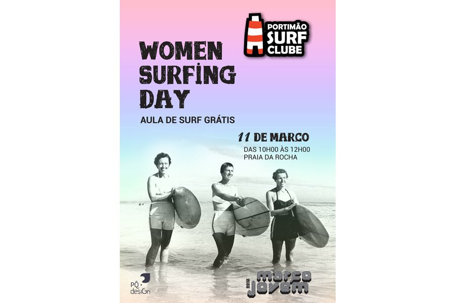 Women Surfing Day 2017