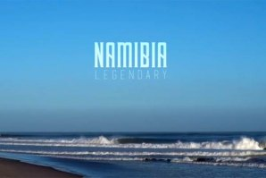 Namibia Legendary: 8 minutos abusivos de Skeleton Bay