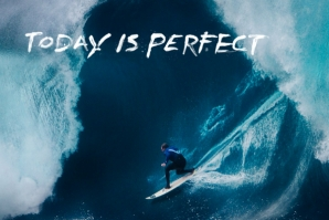 MARK MATHEWS: 'TODAY IS PERFECT'