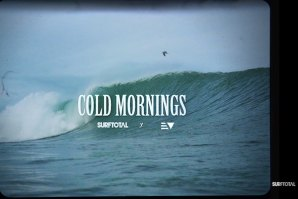 COLD MORNINGS - MANHÃS DE SURF DENTRO DAS FRONTEIRAS DE PORTUGAL