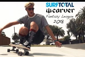 Surftotal Fantasy by Carver Skateboards: resultados da 6.ª etapa (Open J-Bay)