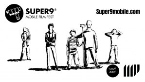 NO SOFÁ COM SUPER 9 MOBILE FILM FEST & SACO AZUL