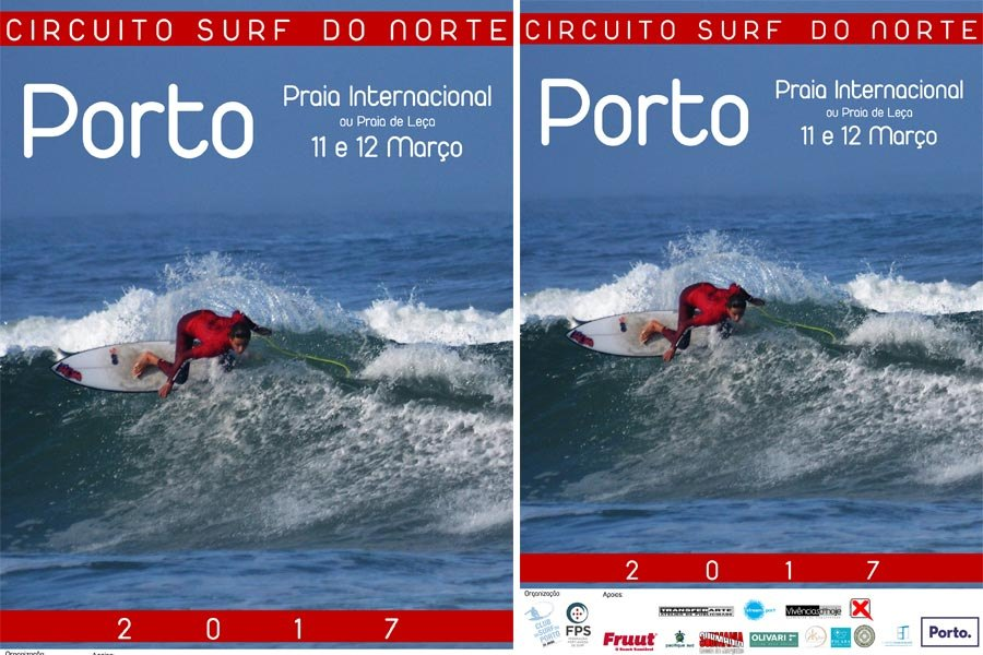 Praia Internacional recebe 2.ª etapa do Club de Surf do Porto