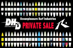 "Ocean Pleasure apresenta as ""Private Sale"""
