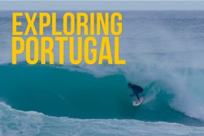 CONNOR COFFIN EXPLORA AS ONDAS DE PORTUGAL