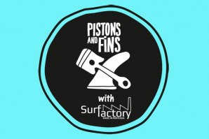 "Surfactory promove ""Surf Meeting"" no Pistons And Fins – the Engines and Boards Festival."