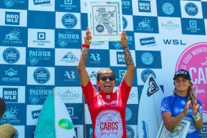 Silvana Lima vence Los Cabos Open of Surf