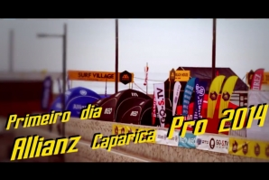 O RESUMO DO DIA 1 DO ALLIANZ CAPARICA PRO!