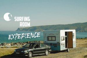 SURFING ROOM EXPERIENCE - UMA SALA DE SHAPE AMBULANTE