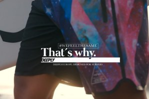 """WHY BOARDSHORT?"" BY DEEPLY"