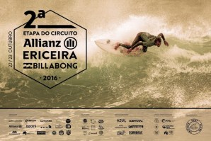 2ª etapa do Alllianz Ericeira Billabong 2016 adiada
