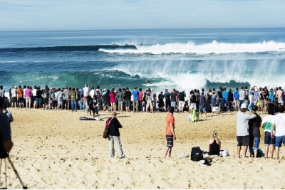 4ª RONDA, QUIKSILVER PRO FRANCE, ON